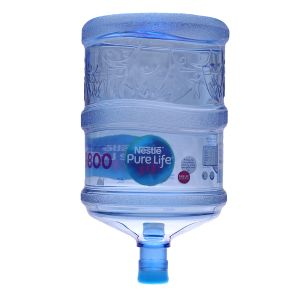 Nestlé ® Pure Life® Drinking Water 5 Gallon ( 18.9 Liters ) Bottle